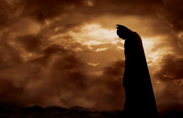 Batman getting clarity.