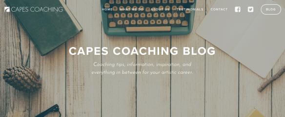 Capes Blog